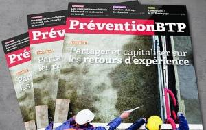 Prevention BTP - march 2018 : Pre-industrial floor formwork